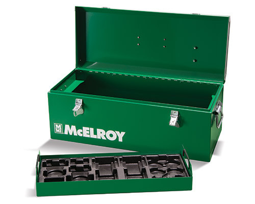 McElroy Socket Fusion Tooling Equipment