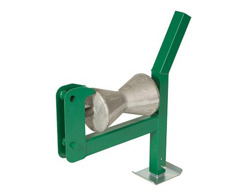 McElroy PolyHorse® Pipe Handling System