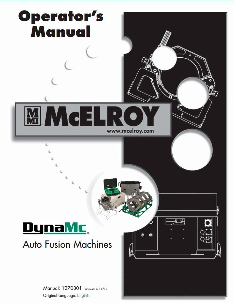 DynaMc 250 Auto Product Manual
